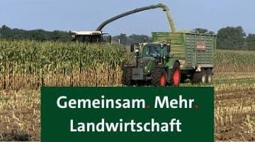 Gemeinsam mehr Landwirtschaft